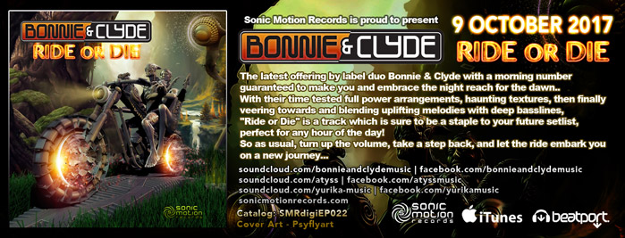 Bonnie and Clyde (Atyss vs Yurika) - Ride or Die - OUT NOW ! Banner_Bonnie&Clyde_Ride_or_Die