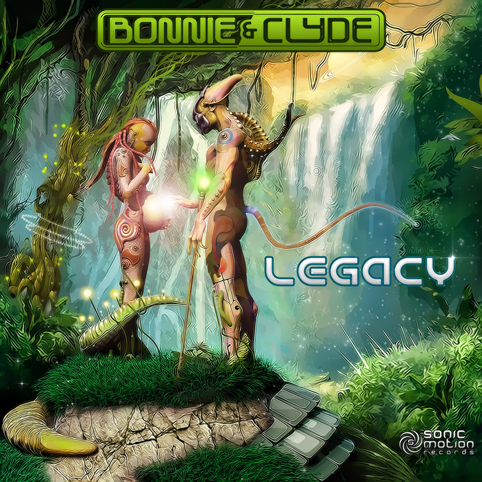 Bonnie and Clyde (Atyss vs Yurika) - Legacy EP - OUT NOW !!! Bonnieandclyde_legacy_cover699