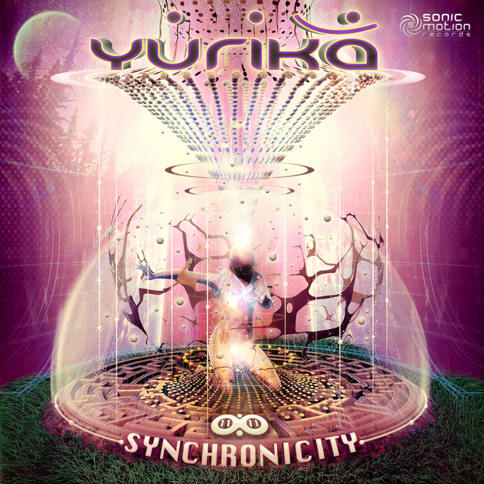Yurika - Synchronicity - EP - Sonic Motion records - OUT NOW Cover_yurika_synchronicity699
